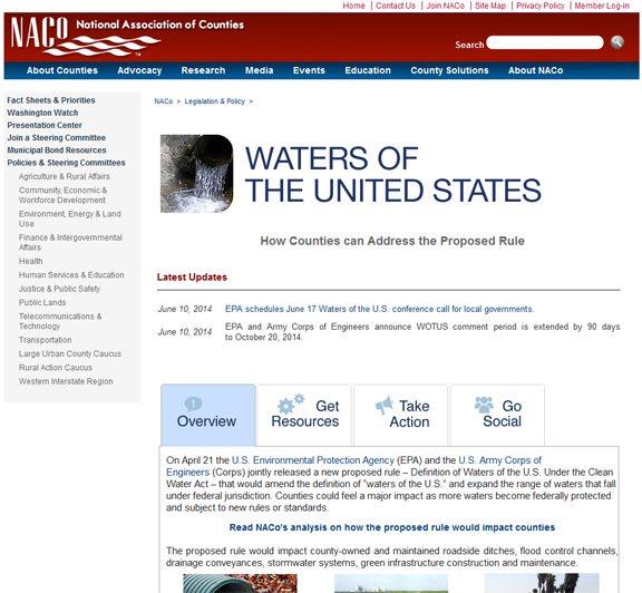 WaterWebsite